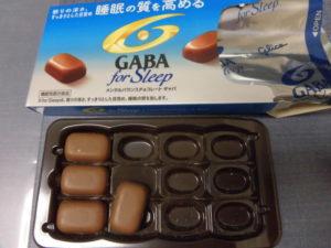 睡眠チョコchocolate GABA