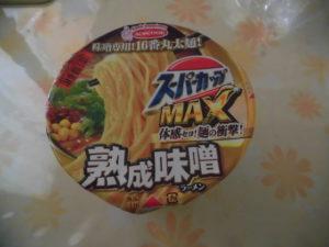 スーパーカップMAX熟成味噌1